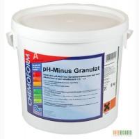 Химия для бассейнов Chemoform pH минус