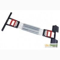 Пружинний тренажер еспандер (5 смуг) Three function Exerciser
