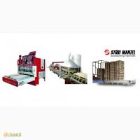 Автоматическая линия для производства поддонов Stori Mantel тип SMPA