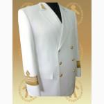 Пошив морской форменной одежды.