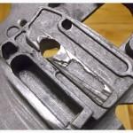 Металлический корпус пилы Фиолент ПЦ1-400