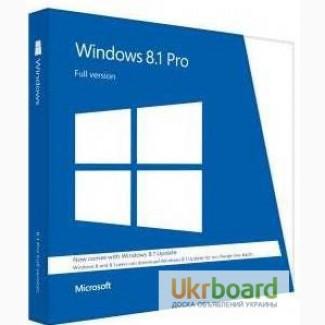 Купить Лицензионный Ключ Windows 8.1 Professional 32-bit OEM Rus