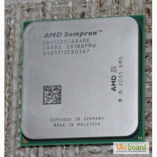 Процессор AMD AM2 Sempron LE-1200