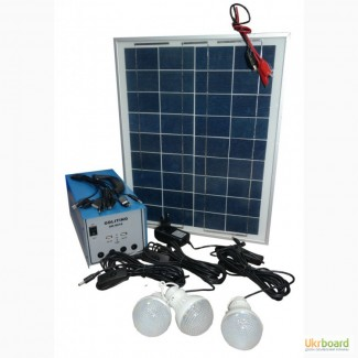 Автономная солнечная система GDLite GD-8018