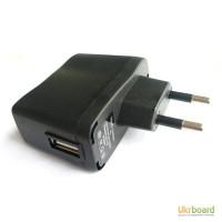 Блок питания USB 5V 0.5A зарядка