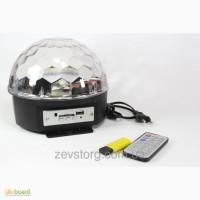 Cветодиодный диско шар music ball mp3