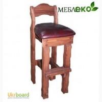 Барные стулья под старину, Стул Барный Добряк Мягкий