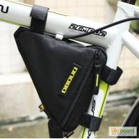 Нарамная RockBros, подрамная Roswheel ВЕЛО СУМКА для велосипеда на раму