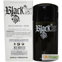Paco Rabanne Black XS туалетная вода 100 ml. (Тестер Пако Рабанна Блэк Икс Эс)