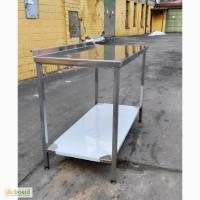Продам производственные столы из пищевой (нержавейка). Борт/полка