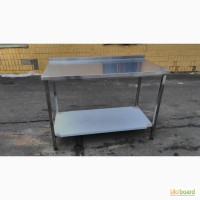 Производственные столы из нержавейки бу