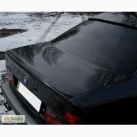 Лип-Спойлер кромки багажника (Сабля) для BMW 5/E34