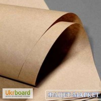 Крафт бумага (А4) и (А3) для скрапбукинга, декора, упаковки, рукоделия