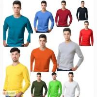 Мужские Реглан классика (S по 3XL)12 цветов