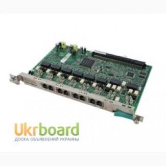 KX-TDA0288XJ: Плата ISDN BRI (8 портов) для мини АТС Panasonic KX-TDA100/200/600