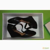 Продам женские туфли на танкетке Clarks (Alabama Sweet), б/у, 37 размер, состояние хорошее