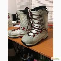 Срочно!!! Сноубордические ботинки / ботинки для сноуборда FACTORY