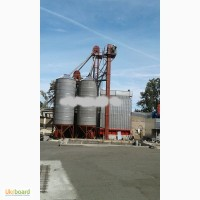 Бункер-вентилятор охлаждения зерна ОБВ-25, 40