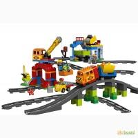 Lego Duplo Поезд делюкс Deluxe Train Set 10508