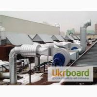 Системы вентиляции изготовление, монтаж, проектирование