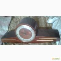 Часы каминные с боем Zella-Mehlis, Германия, сохран, 1250 грн