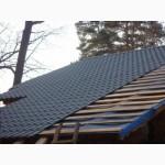 Замена кровли, ремонт крыш, крыша из профнастила и металлочерепицы, кровельные работы