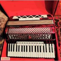 Продам аккордеон Barcarole (Германия, 120 басов, 11 регистров)