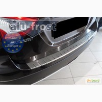 Тюнинг продам накладку на задний бампер Suzuki SX4 2013+ (DOUBLE)