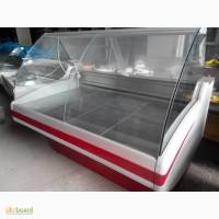 Продам холодильные витрины б/у 1, 6 м- 2 шт