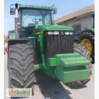 Продаем колесный трактор JOHN DEERE 8310, 2002 г.в