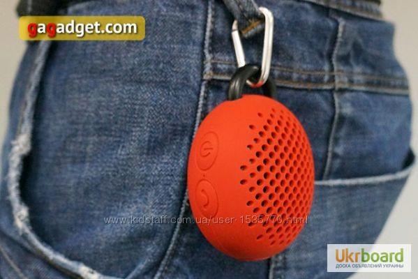 Фото 13. Мини Bluetooth колонка Переносная компактная Remax RB-X1 Путешествуй с нами