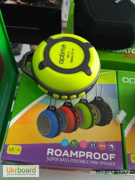 Фото 6. Мини Bluetooth колонка Переносная компактная Remax RB-X1 Путешествуй с нами