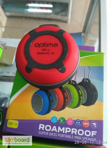 Фото 9. Мини Bluetooth колонка Переносная компактная Remax RB-X1 Путешествуй с нами