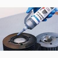 WEICON Black Seal высокотемпературный, химостойкий силиконовый герметик