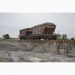 Перегрузка навалочных грузов