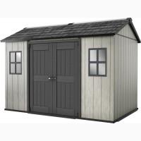 Садовой домик, сарай, гараж, хозблок серии Keter OAKLAND