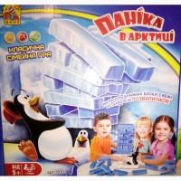 Настольная игра Паніка в арктиці