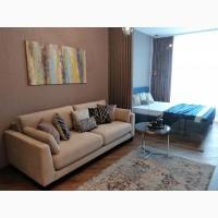 Продам 1-ком квартиру с шикарным дизайнерским ремонтом, ЖК Альтаир 1, 22 этаж
