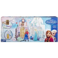 Кукольный домик Frozen 2 в 1