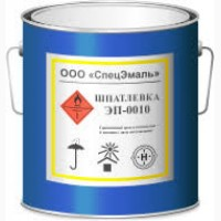 Грунт-шпатлевка «ЭП- 0010» - 100 грн кг