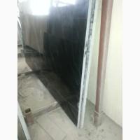 Черный мрамор - недорого со склада