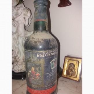 Бутылка португальского вина Dom Jose Real Companhia VELHA