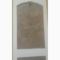 Обладнання природнім каменем цоколі, паркан, домішки декор