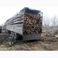 Дрова твердых пород дуб ясень граб акация вязь с доставкой