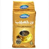 Заварной молотый кофе Haseeb (Хасиб) Сирия, 100% арабика, с кардамоном