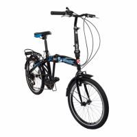 Велосипед SPARK FUZE складная рама универсального размера! Доставка Бесплатно