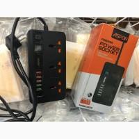 Сетевой фильтр ASPOR A503 Количество розеток 3 номинальная сила тока 10 Ампер количество