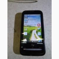 Продам смартфон/мобильный телефон Fly E170, две SIM