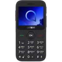 Мобильный телефон Alcatel 2019 Single SIM Metallic Silver, кнопочный мобильный телефон