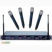 Радиосистема AMC UHF8888 мікрофони